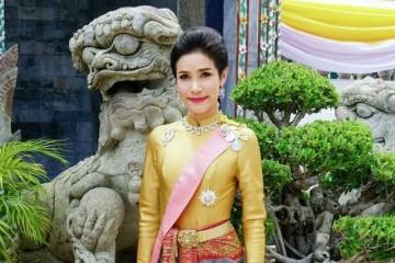 泰国版宫斗剧王妃获封3个月就被废黜还可能面临15年监禁