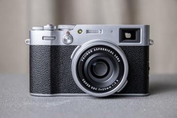 教你用富士X100V相机定制归于自己的共同颜色
