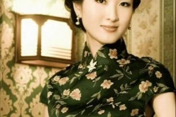 她是旧上海榜首佳人62岁被20岁小伙看中对她做出的事不行宽恕