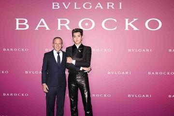 巴洛克艺术经典 耀目新生 BVLGARI宝格丽Barocko高级珠宝系列于上海震撼发布